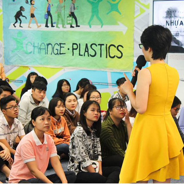 "Workshop ""Plastics Escape"""